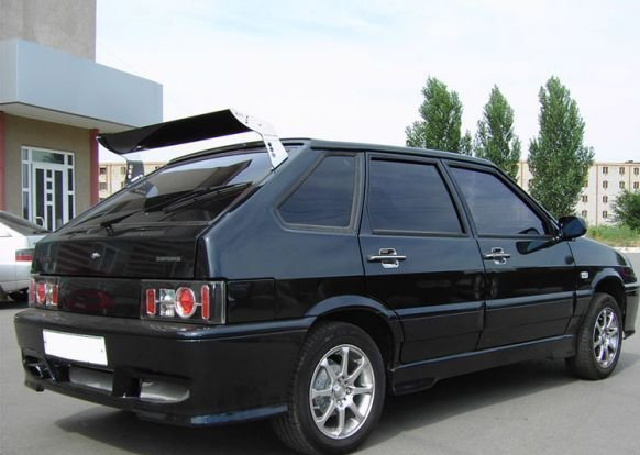 Тюнингованные русские машины фото 14